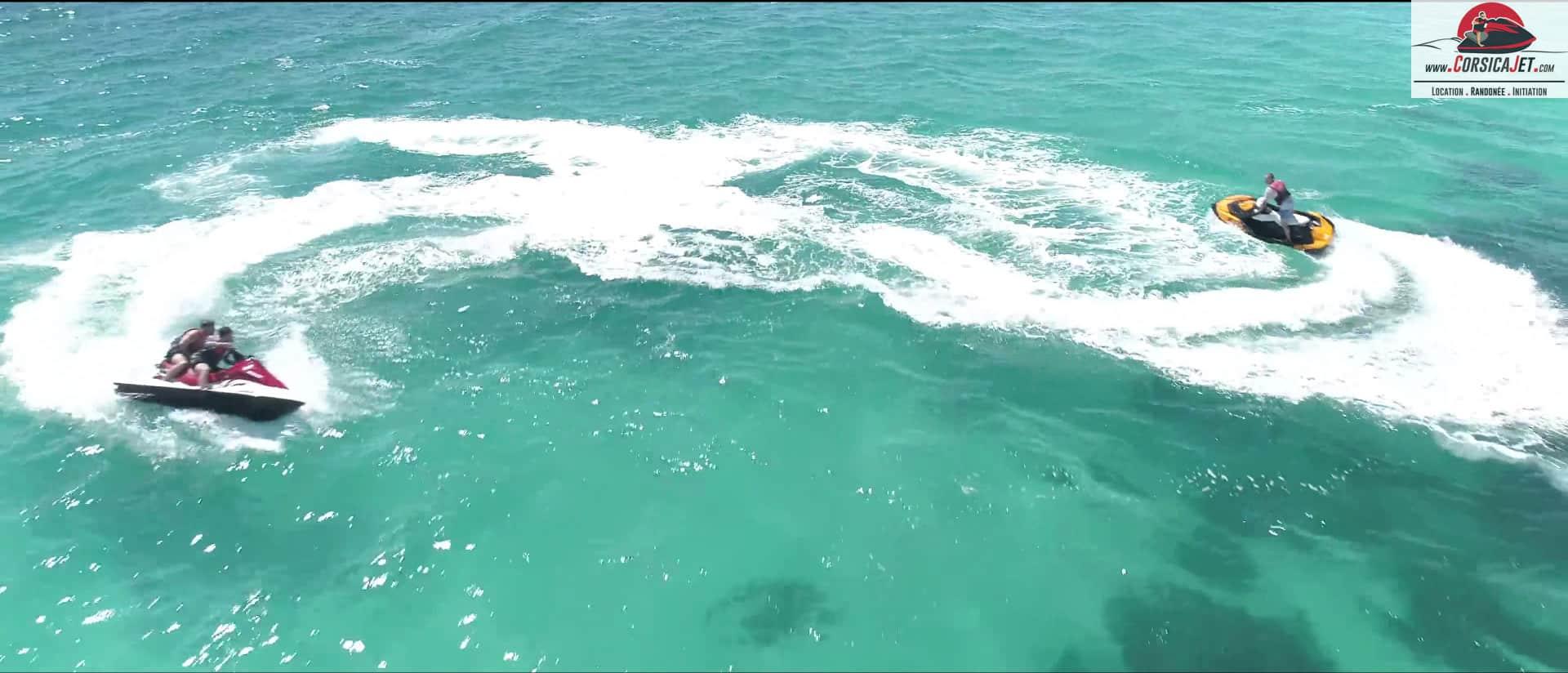 randonnee location corsica jet ski porto vecchio