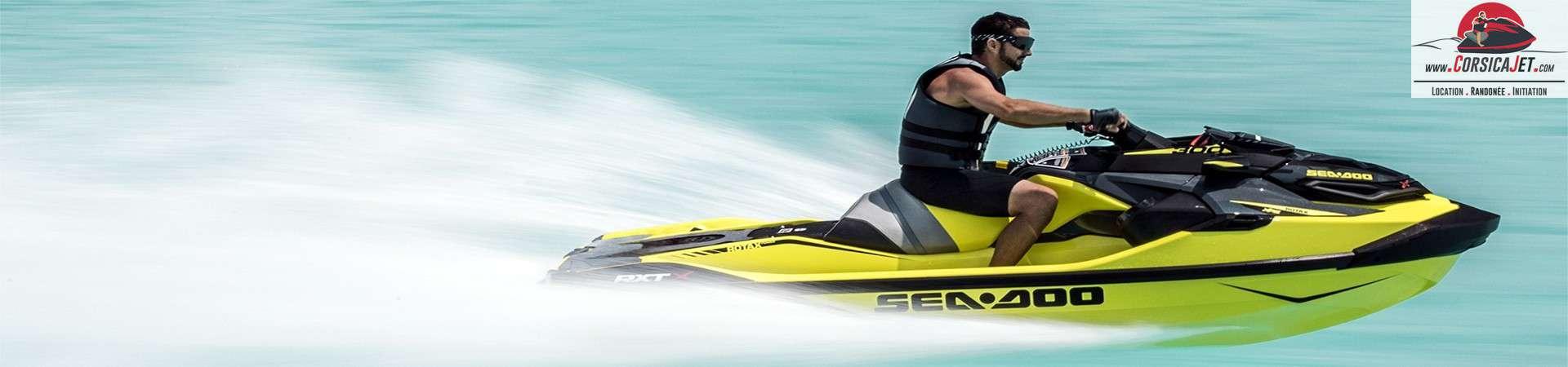 initiation sans permis 30 corsica jet ski porto vecchio