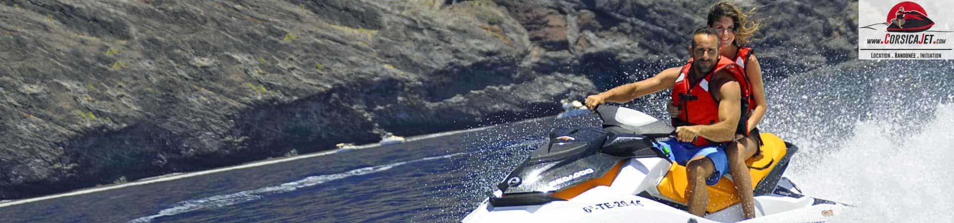 location avec permis 2 corsica jet ski porto vecchio